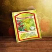 Органическое удобрение Триходермин