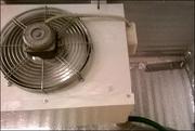 Холодильная установка для цветочной камеры.